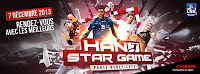 HANDBALL ...και άλλα... TEAM: TEASER Hand Star Game 2013 - 7 décembre 2013
